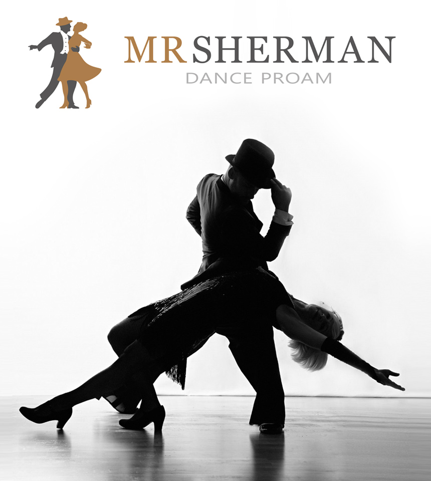 Mr Sherman Dance ProAm Mobile Header